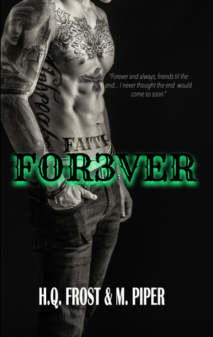 Review: For3ver by M.Dauphin and H.Q. Frost