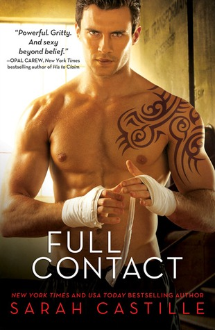 Book Review: Full Contact by Sarah Castille