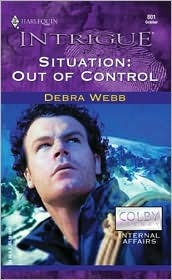 Book Review: Situation Out of Control by Debra Webb