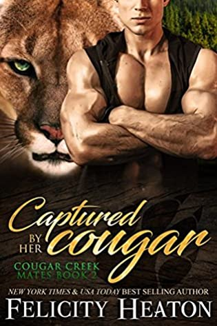 Review: Captured  by Her Cougar by Felicity Heaton