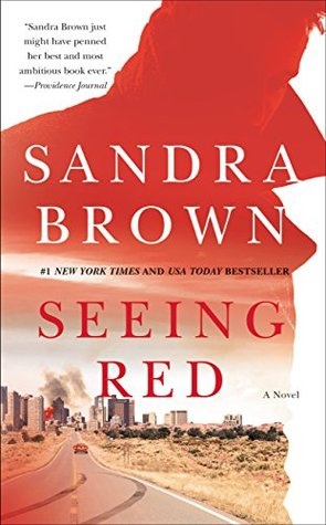 Review : Seeing Red by Sandra Brown