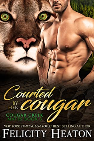 Review: Courted by Her Cougar by Felicity Heaton