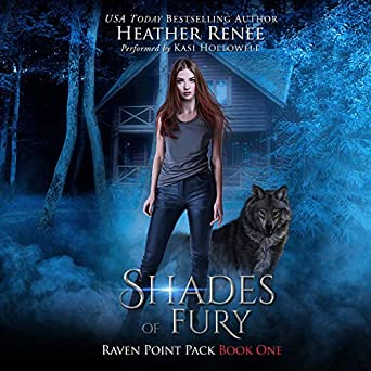 Shades of Fury (Raven Point Pack Trilogy #1)