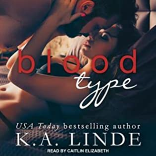 Audio Book Review: Blood Type by K.A. Linde