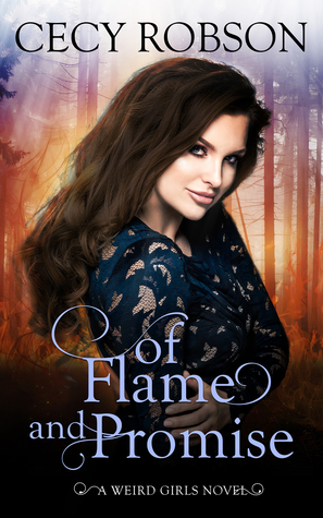 Book Review: Of Flame and Promise by Cecy Robson