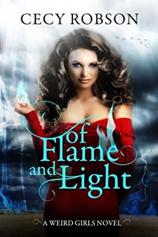 Book Review: Of Flame and Light by Cecy Robson