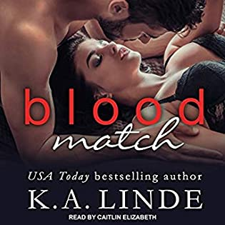 Audio Book Review: Blood Match by K.A Linde