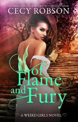 Of Flame and Fury (Weird Girls, #9, Flame, #3)