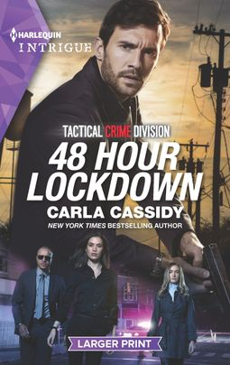 48 Hour Lockdown  by Carla Cassidy