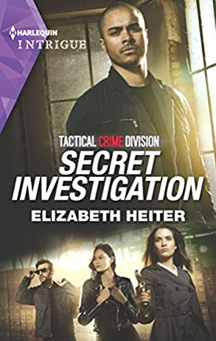 Secret Investigation  by Elizabeth Heiter