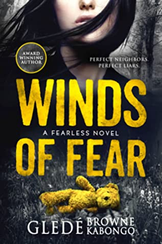 Winds of Fear  by Glede Browne Kabongo