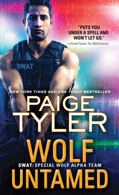 Book Spotlight Tour: Wolf Untamed by Paige Tyler