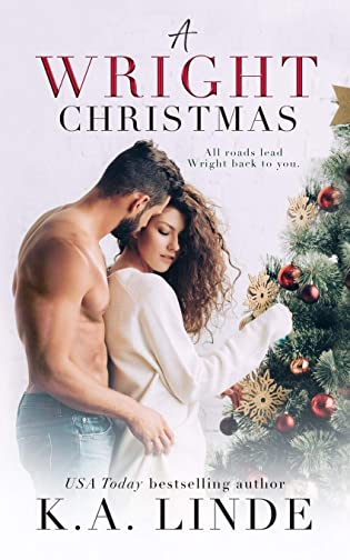 A Wright Christmas by K.A. Linde