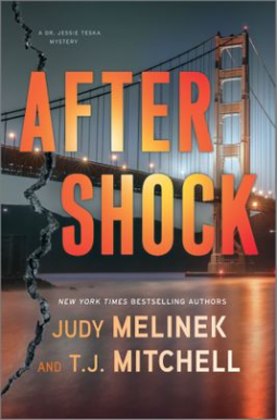 Aftershock  by Judy Melinek, T.J. Mitchell