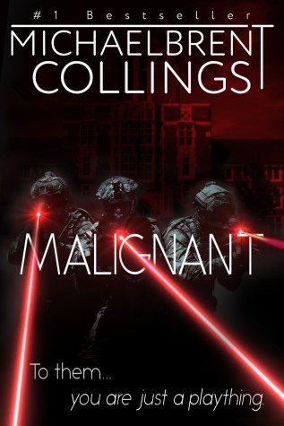 📚Malignant by Michaelbrent Collings
